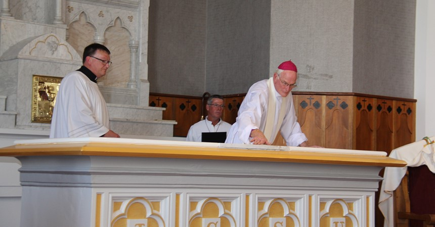 LITURGY MATTERS: The Liturgical 'Master of the House'! (Part II) IMAGE