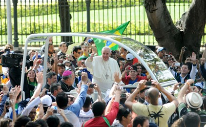 World Youth Day begins next week IMAGE