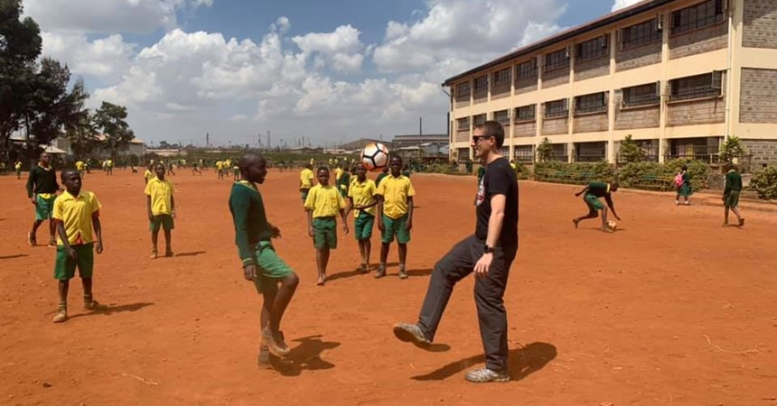 Kesheni Kenya Immersion Program 2019 IMAGE