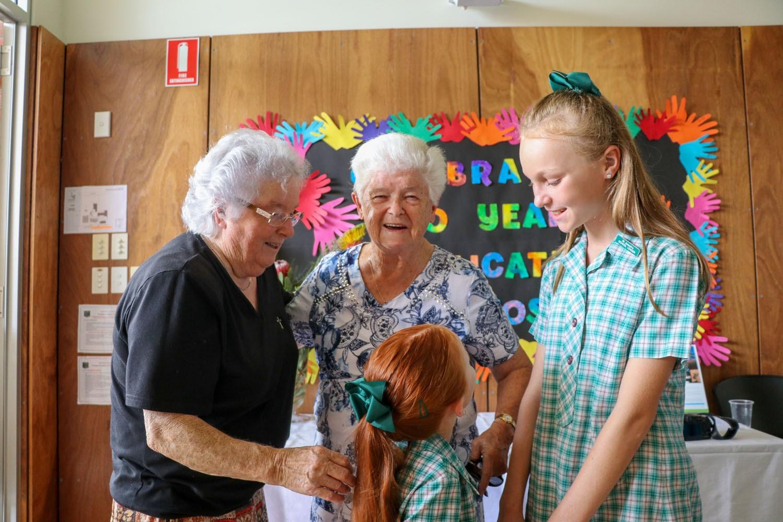 Image:Celebrating 100 years of Catholic education in Gloucester