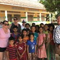 Funds raised helped community projects in Cambodia Image