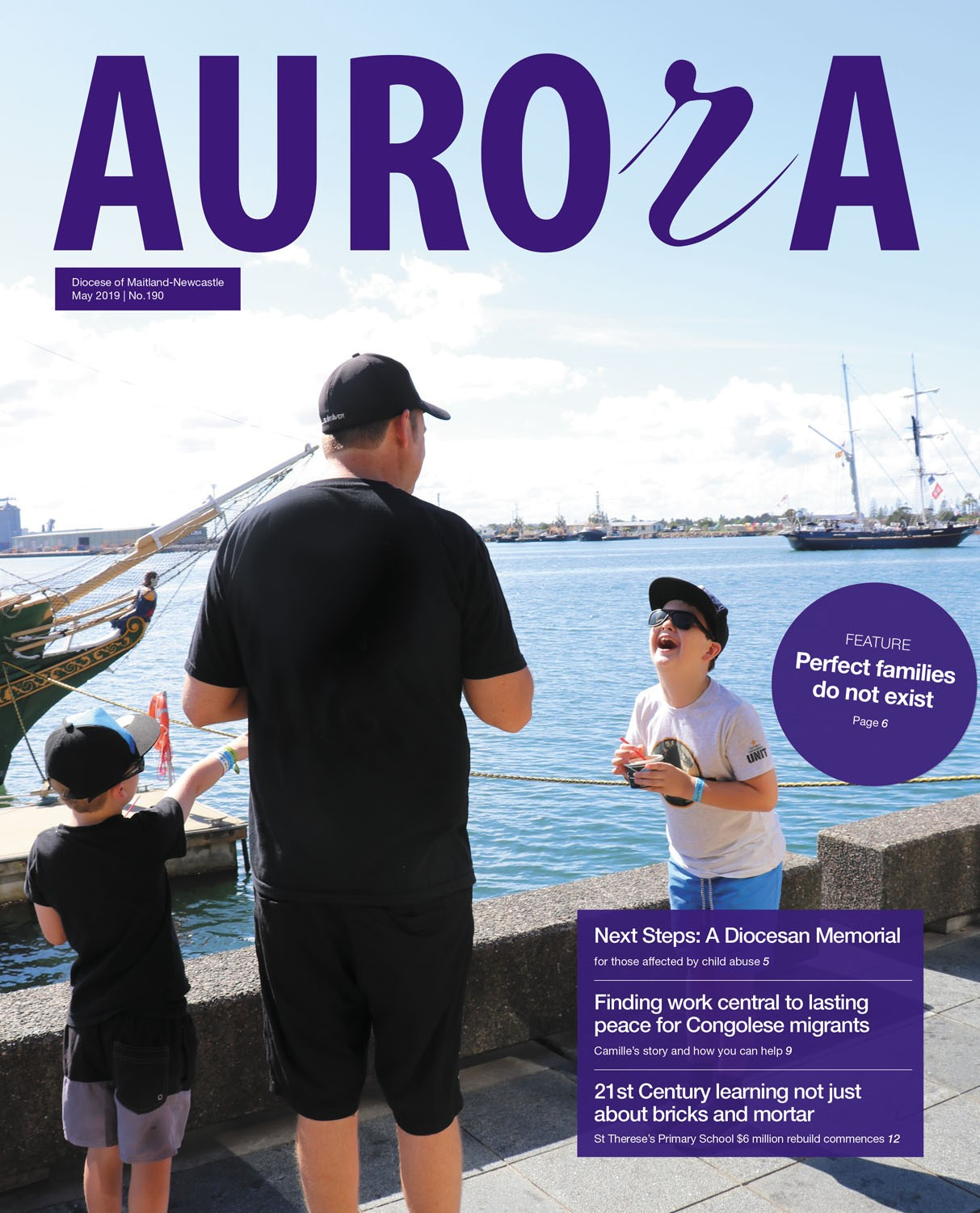 Aurora May 2019 Cover Image