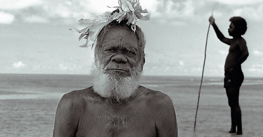A new Vatican publication showcases Australia's Indigenous culture IMAGE