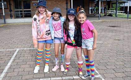 Bringing colour to students lives Image