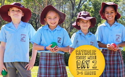 MEGA GALLERY: Catholic Schools Week – Day 2   Image