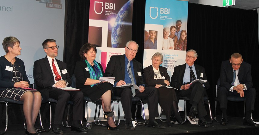 BBI's eConference reflects on the hope of Pope Francis in troubled times IMAGE