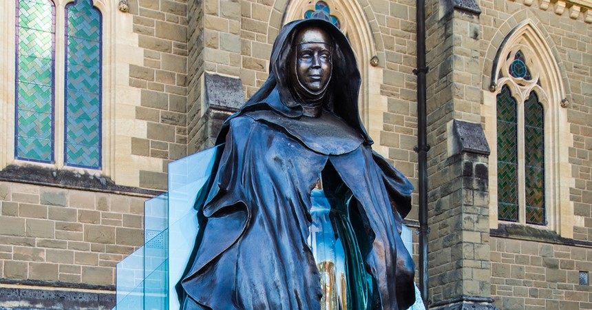 Mary MacKillop's feast day honours an amazing Australian woman IMAGE