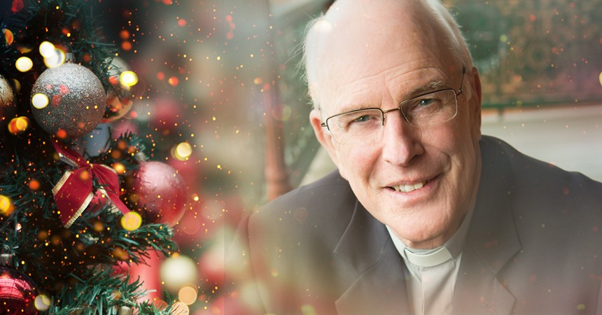 Bishop Bill Wright's Christmas Message IMAGE