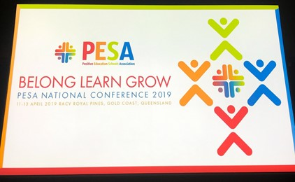 Image:'Belong. Learn. Grow' – PESA Conference 2019