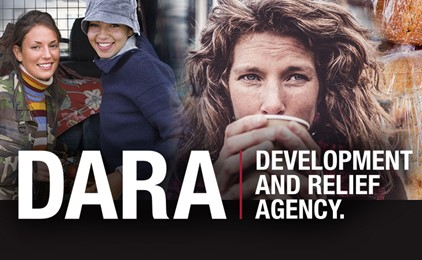 Introducing the Development and Relief Agency IMAGE