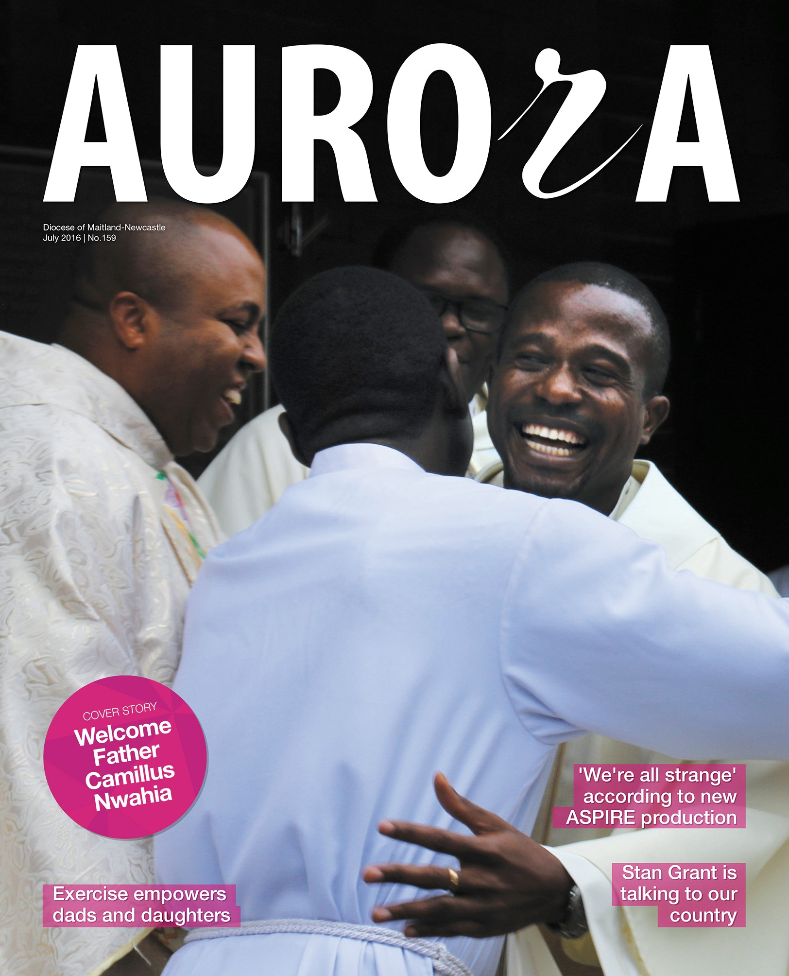 Aurora July 2016 Cover Image