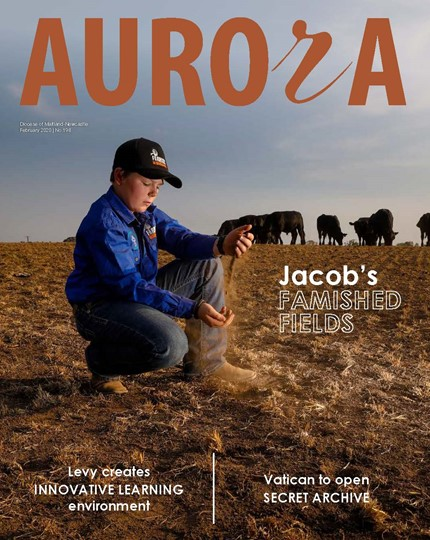 Aurora Magazine February 2020 Cover