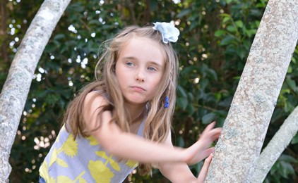 Taking a risk with play:  building resilience in children IMAGE