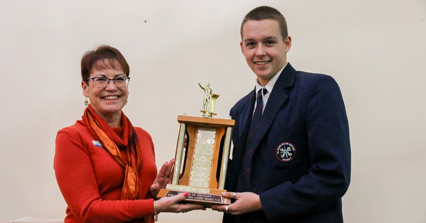 Diocesan Secondary Schools Public Speaking Competition 2019 IMAGE
