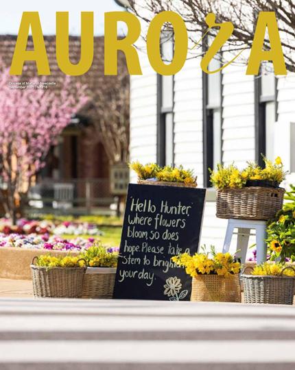 Aurora September 2021 Cover Image