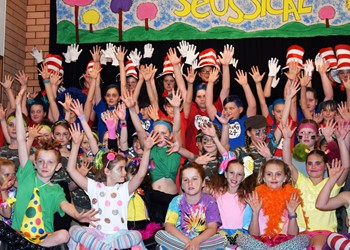 Holy Spirit presents… Seussical the Musical IMAGE