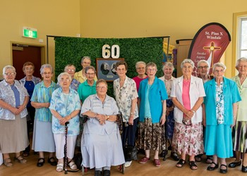 St Pius X Windale celebrate 60 years IMAGE