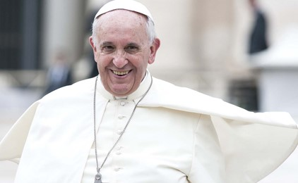 Pope Francis' concern for young people  IMAGE