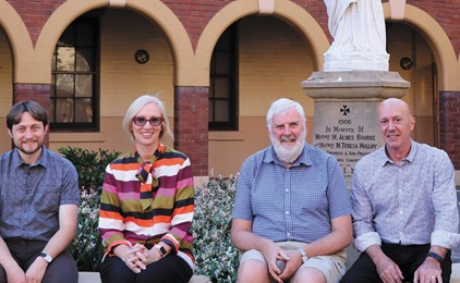 Doctors of Education shape the future of All Saints' College  Image