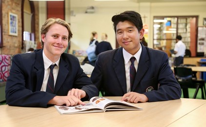 An immersive English experience at All Saints' College, St Mary's Campus  Image