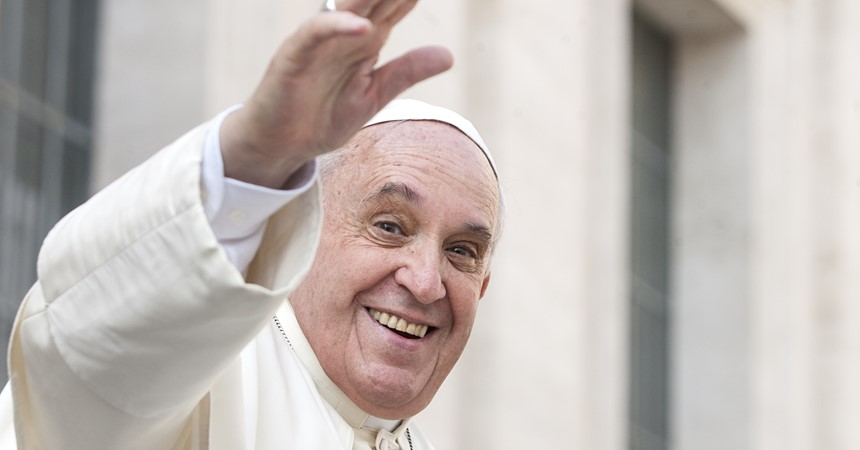"Review: ""Pope Francis: A Man Of His Word"" IMAGE"