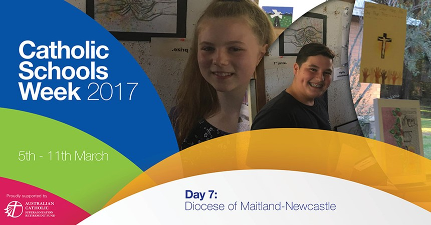 Catholic Schools Week 2017 - Day 7 IMAGE