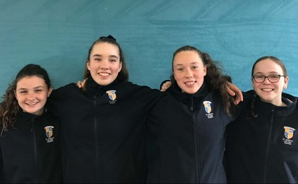 St Joseph's Lochinvar Virtual Academy student's winners in Tech Girls Competition  Image