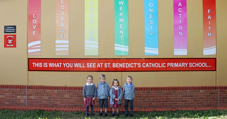 St Benedict's Charism Project IMAGE