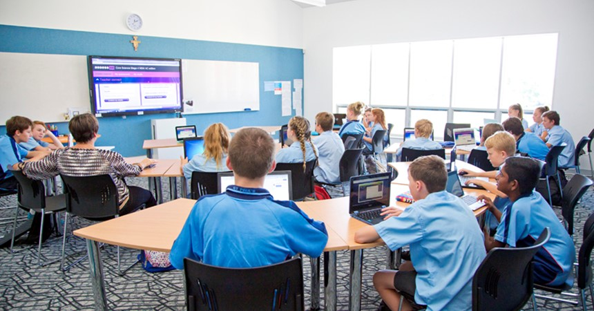 A New Era in Catholic Education in NSW IMAGE