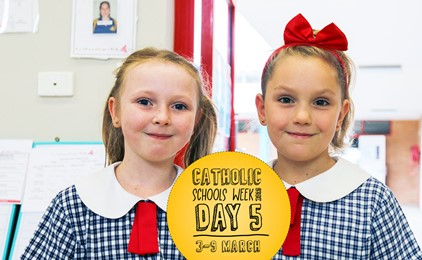 Image:GALLERY: Catholic Schools Week - Day 5
