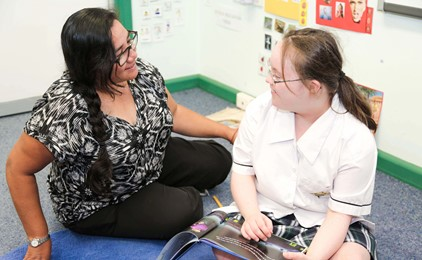 Image:St Dominic's is empowering students with its  specialised support