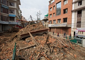 Caritas network responds to earthquake in central Italy IMAGE