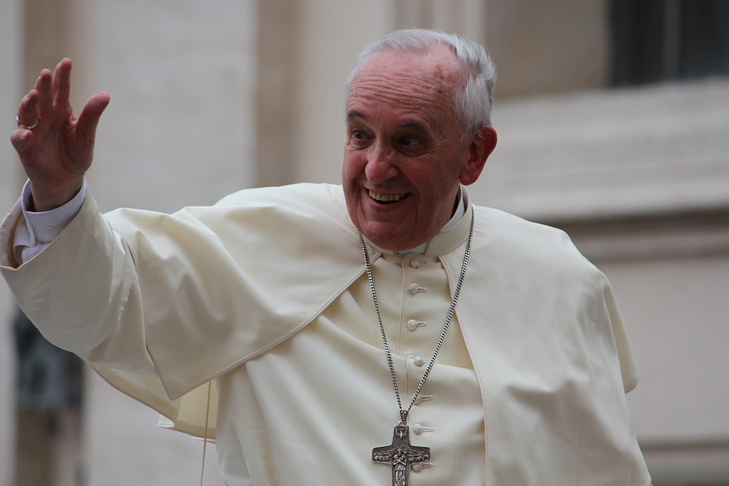 Pope Francis' Encyclical : A call for ecological Conversion