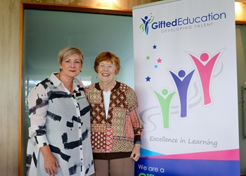 Gifted Education expert visits Diocese of Maitland-Newcastle IMAGE