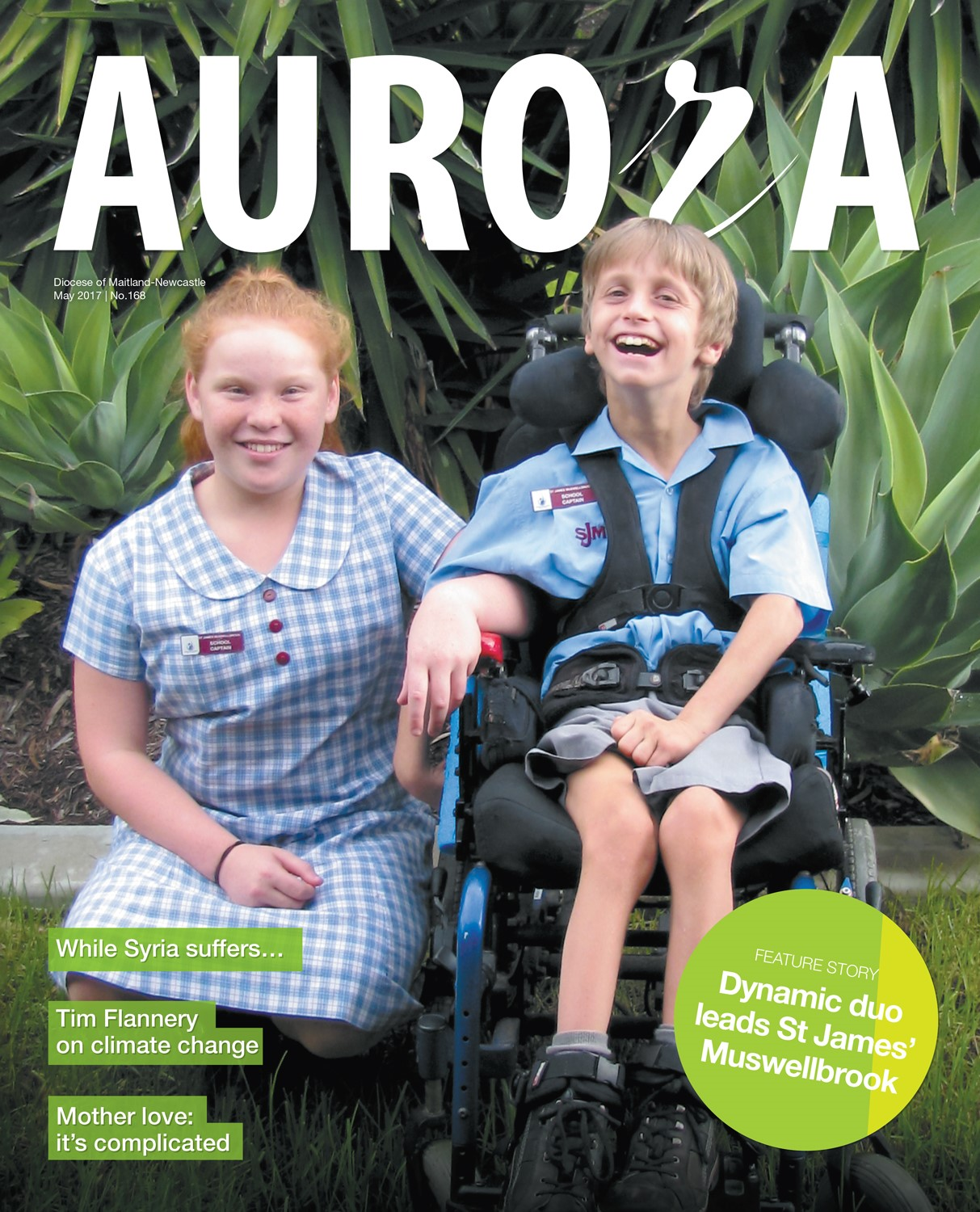 Aurora May 2017 Cover Image