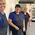 Need for a feed resolved at St Mary's ready-to-serve café Image