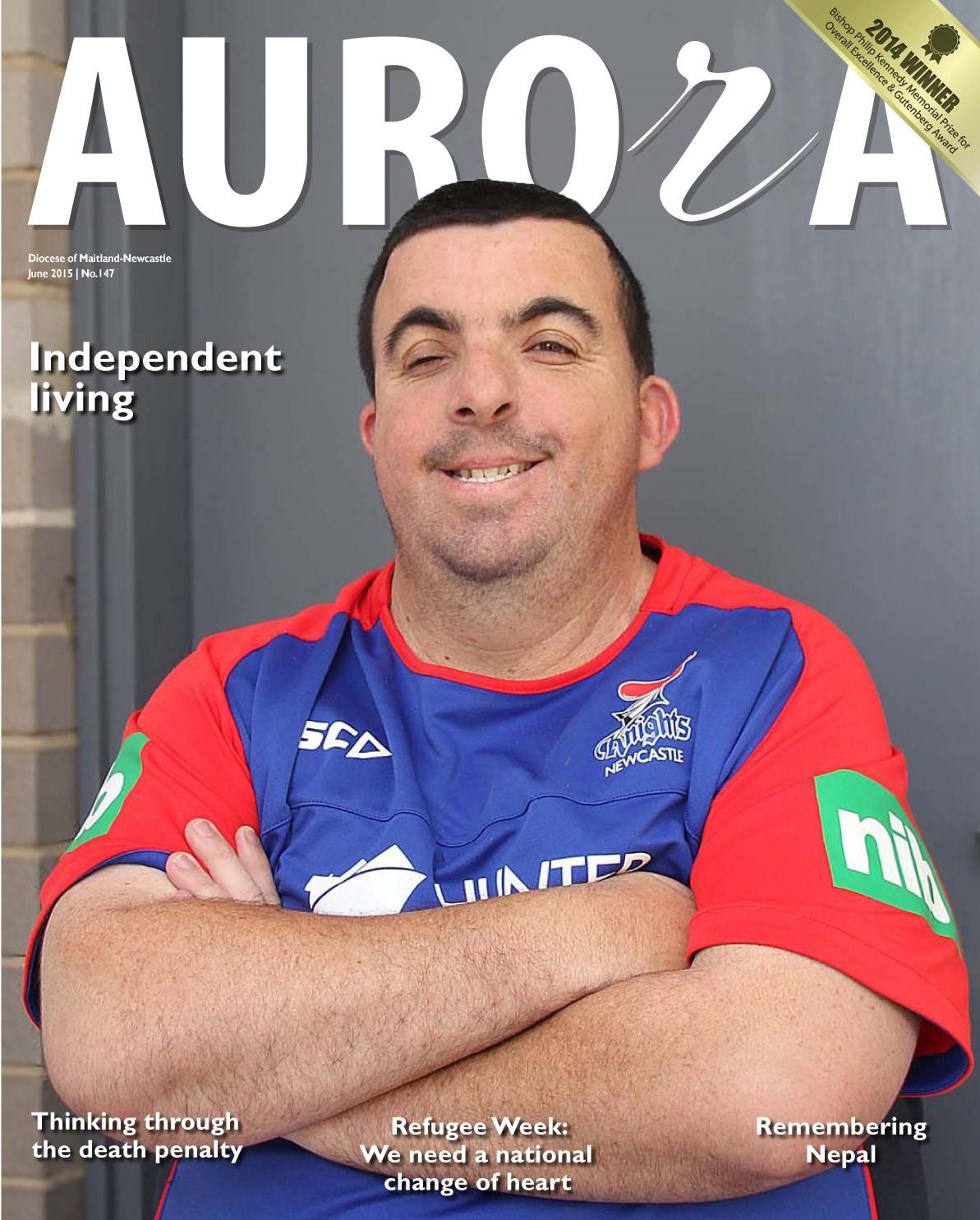 Aurora June 2015 Cover Image
