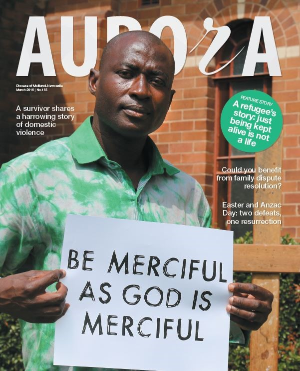 Aurora March 2016 Cover Image