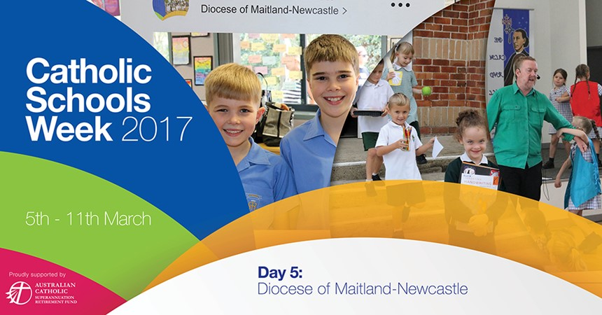 Catholic Schools Week 2017 - Day 5 IMAGE