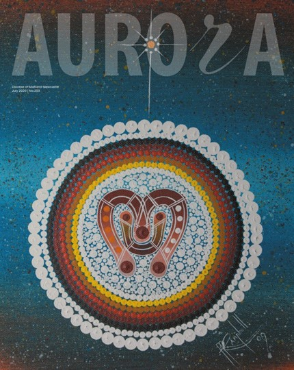 Aurora Magazine July 2020 Cover