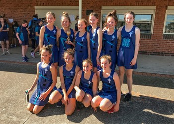 Diocesan Primary Netball Gala Day IMAGE