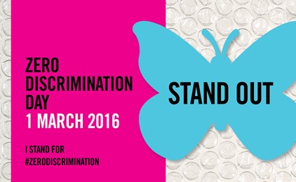 Zero Discrimination Day: A Stand Against Marginalisation IMAGE