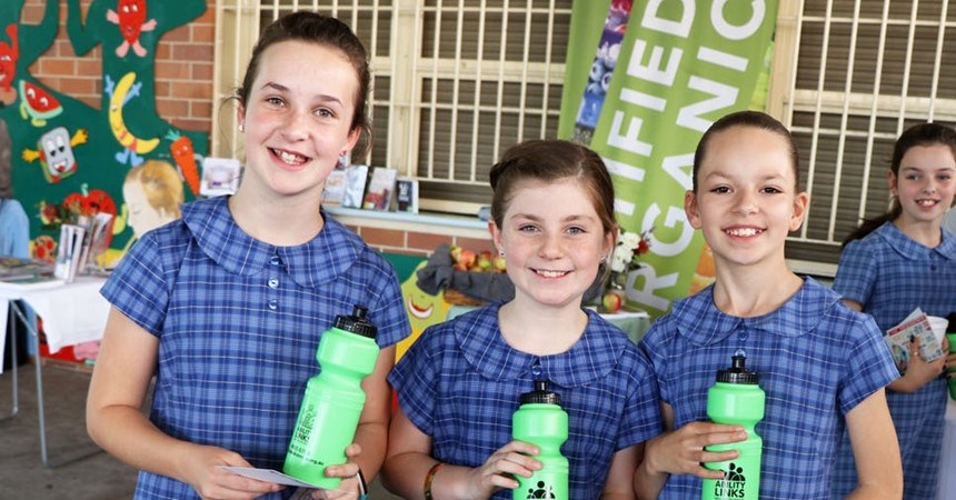 GALLERY: St Joseph's East Maitland hosts Wellbeing Fair IMAGE