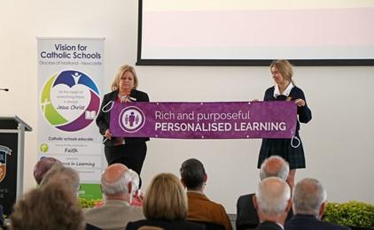 Image:Catholic Schools Office launches new Learning Framework