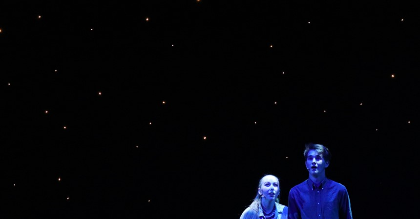 Aspire and the Catholic Schools Office present 'Dark Matter' - now playing at Civic Theatre IMAGE
