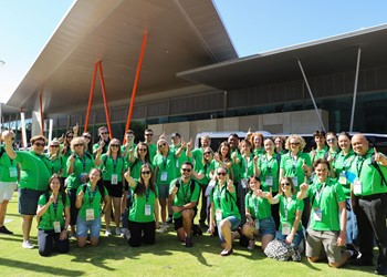 Maitland-Newcastle heads to ACYF: Day 4 (Festival Day 1) IMAGE