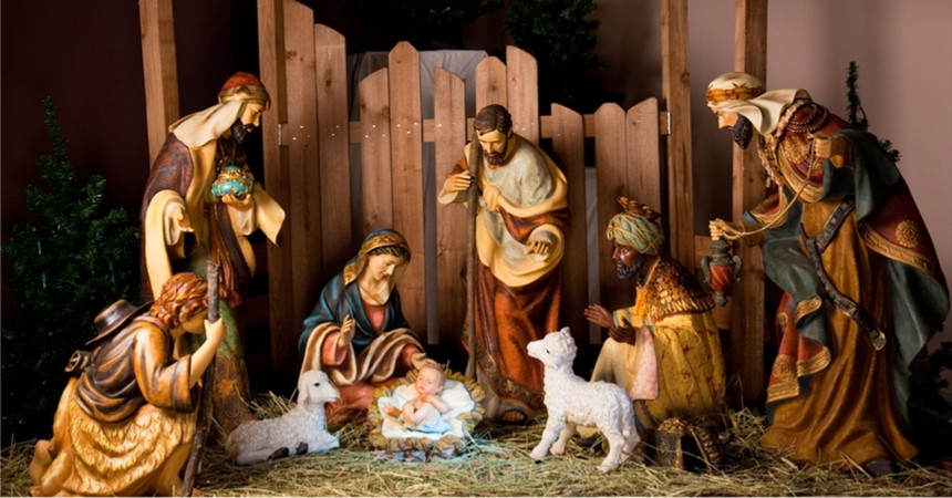 Christmas myths: What really happened at Jesus' birth? IMAGE