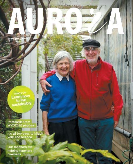 Aurora August 2016 Cover Image