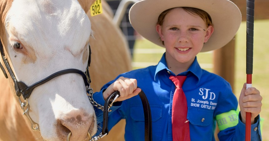 St Joseph's Denman does it again at the Beef Bonanza IMAGE
