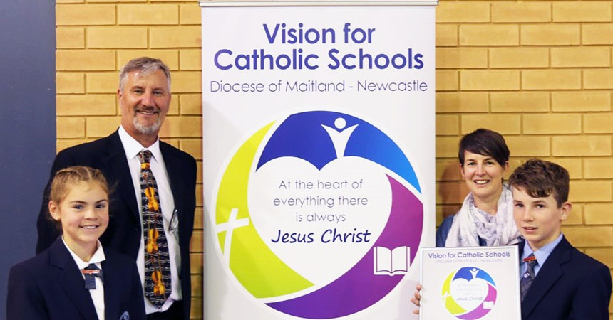 New Vision Statement for Catholic Schools IMAGE
